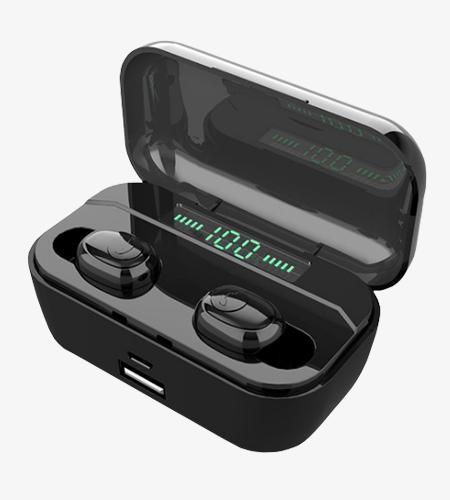 新开发高端TWS耳机模具定制