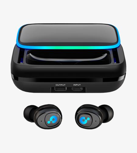新款高档入耳式蓝牙耳机模具定制